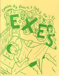 Exes #1 Comic