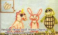 Familiar Faces #4 Best Friend Charms