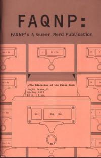 FAQNP #5 the Education of the Queer Nerd