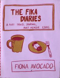 Fika Diaries a Part Travel Journal Part Memoir Comic