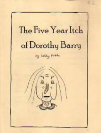 Five Year Itch of Dorothy Barry