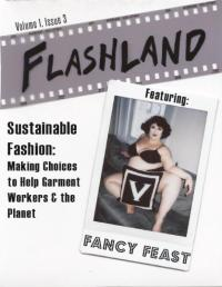 Flashland #1.3 Featuring Fancy Feast