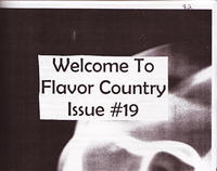Welcome to Flavor Country #19