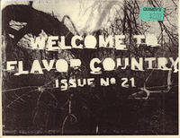 Welcome to Flavor Country #21