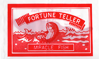 Fortune teller miracle fish quimby 39 s for Fortune teller fish