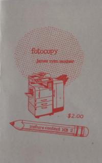 Fotocopy #1