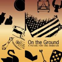 On The Ground: A Picture Font And Animation