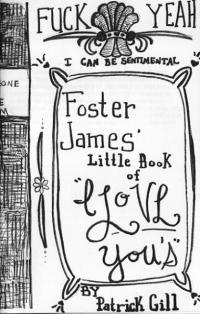 Fuck Yeah I Can Be Sentmental Foster James Little Book of I Love Yous