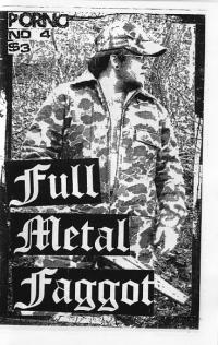 Full Metal Faggot #4