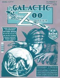 Galactic Zoo Dossier #9