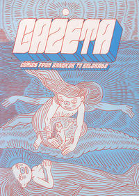 Gazeta Comics From Bangkok to Belgrade