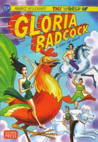 World of Gloria Badcock a Comic for Adults