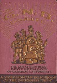 GNB Doublec Great Northern Brotherhood of Canadian Cartoonists