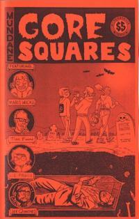 Four Squares #3 Mundane Gore Squares