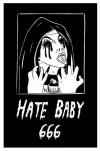 Hate Baby 666
