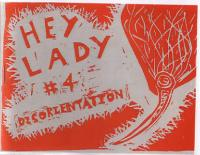 Hey Lady #4 Disorientation