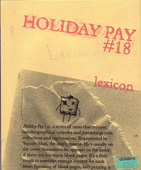 Holiday Pay #18