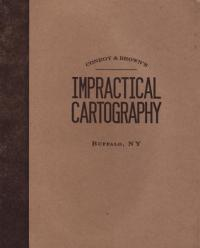 Impractical Cartography #1 Buffalo NY