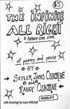 Infinite All Right a Father Son Zine of Poetry and Prose