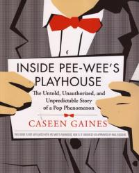Inside Peewees Playhouse