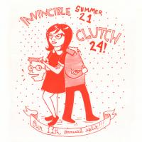 Clutch #24 Invincible Summer #21