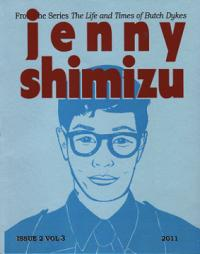 Jenny Shimizu The Life and Times of Butch Dykes vol 3 #2