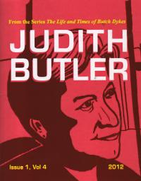 Judith Butler The Life and Times of Butch Dykes vol 4 #1