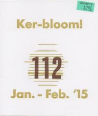KerBloom #112 Jan Feb 15