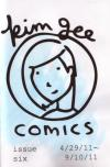 Kim Gee Comics #6