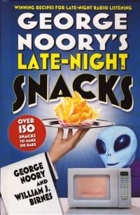 George Noorys Late Night Snacks Winning Recipes for Late Night Radio Listening