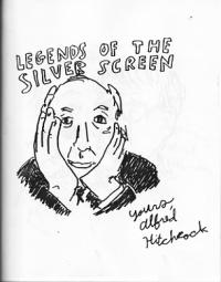 Legends of the Silver Screen #1