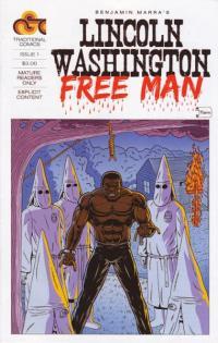 Lincoln Washington Free Man #1