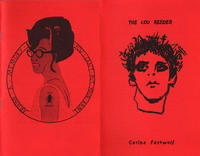 Lou Reeder / You Cant Put Your Arms Around a Memory Split Zine