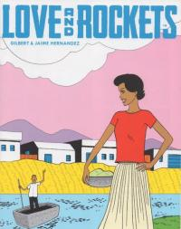 Love and Rockets vol 4 #4