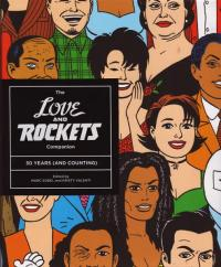 Love and Rockets Companion 30 Years and Counting