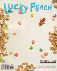 Lucky Peach #7 Travel