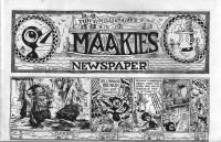 Maakies Newspaper #1