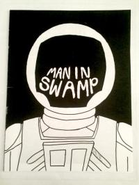 Man In Swamp