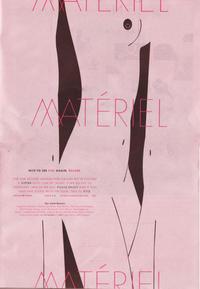 Materiel #2