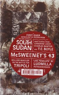 McSweeneys #43