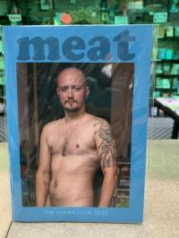 Meat #31 The Naked Issue 2020