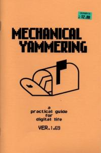 Mechanical Yammering ver. 1.69