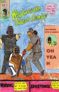 Midwestrn Cuban Comics vol 1 #1