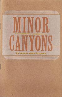 Minor Canyons