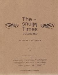 Minus Times Collected 20 Years 30 Issues