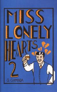 Miss Lonelyhearts #2