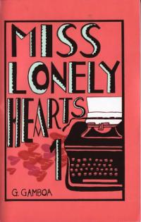 Miss Lonelyhearts #1