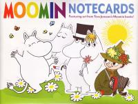 Moomin Notecards