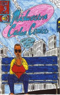 Midwestern Cuban Comics vol 1 #5