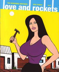 Love and Rockets New Stories vol 6